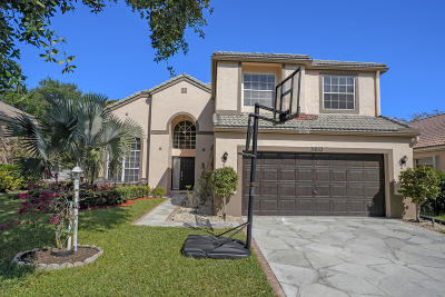 Coral Springs Single Family Home For Sale: 11653 NW 3rd Drive