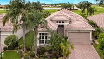 Boynton Beach Single Family Home For Sale: 7157 Southport Drive