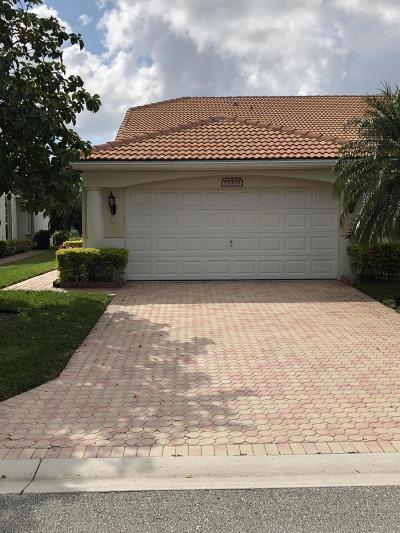 Delray Beach Single Family Home Contingent: 15308 Lake Wildflower Road