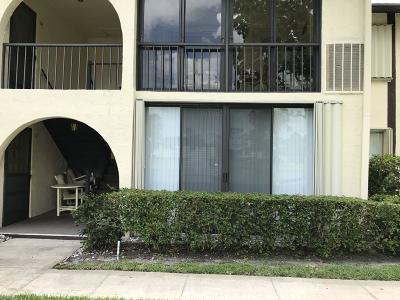 Greenacres Condo For Sale: 5831 Whispering Pine Way #B-1