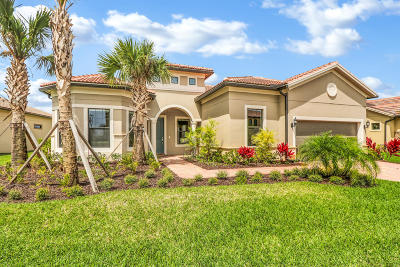 Jupiter Single Family Home Contingent: 460 Sonoma Isles Circle