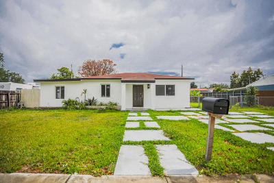 Miami Single Family Home For Sale: 6810 SW 16th Street