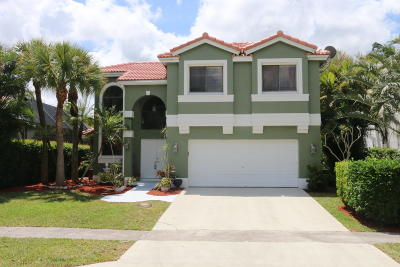 Parkland Single Family Home For Sale: 6361 NW 58th Way