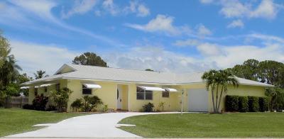 Port Saint Lucie Single Family Home For Sale: 1431 SE Concha Street