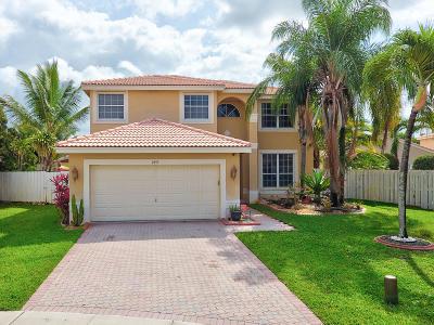 Miramar Single Family Home For Sale: 2855 SW 177 Terrace