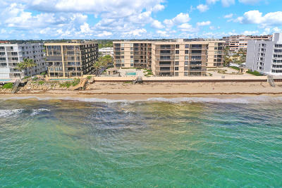 South Palm Beach Condo For Sale: 3610 S Ocean Boulevard #306