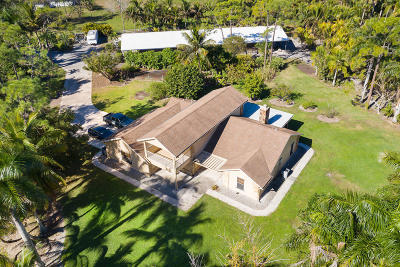 West Palm Beach Single Family Home For Sale: 11059 81st Court