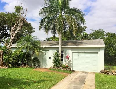 Delray Beach Single Family Home For Sale: 702 NE 3rd Avenue