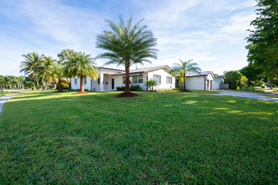 North Palm Beach Single Family Home For Sale: 551 Marlin Road