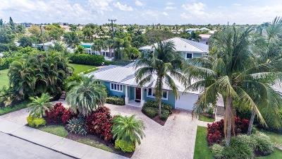 West Palm Beach Single Family Home For Sale: 156 Gregory Place