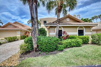 Boca Raton Single Family Home For Sale: 5093 Via De Amalfi Drive