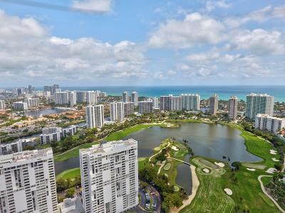 Miami-Dade County Condo For Sale: 20355 NE 34th Court NE #2123