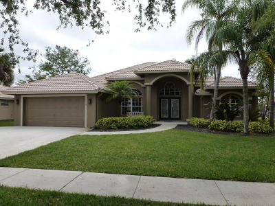 Royal Palm Beach Single Family Home For Sale: 114 Kapok Crescent