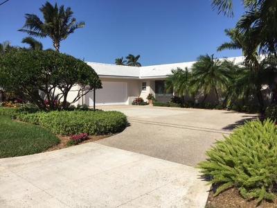 Riviera Beach Single Family Home For Sale: 1250 Bimini Lane