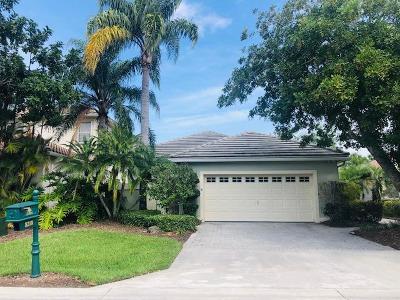 West Palm Beach Single Family Home For Sale: 8218 Bob O Link Drive