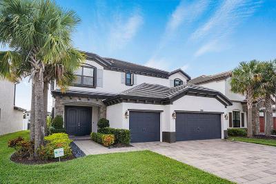Lake Worth Single Family Home For Sale: 7176 Sandgrace Lane
