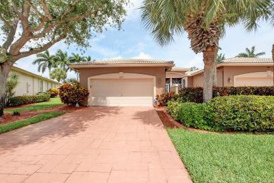 Boynton Beach Single Family Home For Sale: 10692 Royal Caribbean Circle