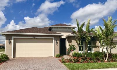 Single Family Home For Sale: 10342 SW Ligustrum Drive