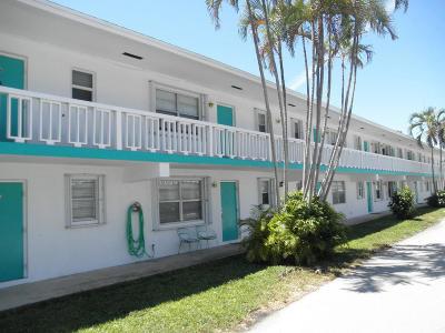 Boynton Beach Rental For Rent: 640 NE 6th Court #L