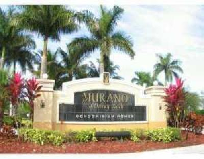 Delray Beach Condo For Sale: 15175 Michelangelo Boulevard #201