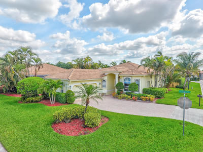 Delray Beach Single Family Home For Sale: 5361 Vallejo Terrace