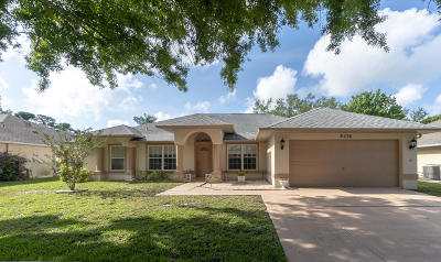 St Lucie County Single Family Home For Sale: 8230 Sandpine Circle