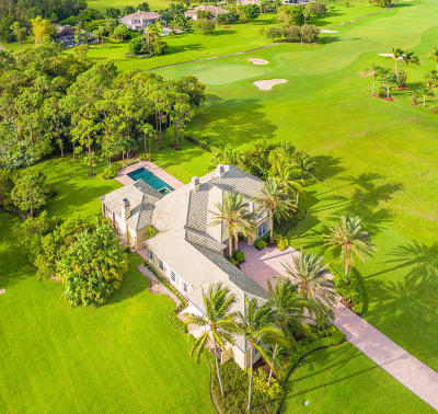 Palm Beach Gardens Single Family Home For Sale: 11528 Riverchase Run