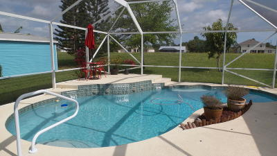 Port Saint Lucie Single Family Home For Sale: 1373 SW Abingdon Avenue