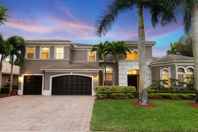 Wellington Single Family Home For Sale: 12373 Equine Lane