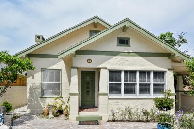 West Palm Beach Single Family Home For Sale: 425 27th Street