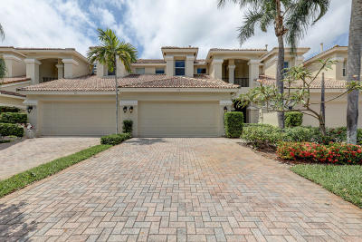 North Palm Beach Townhouse For Sale: 753 Cable Beach Lane