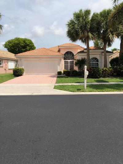 Boynton Beach Single Family Home For Sale: 12636 Coral Lakes Drive