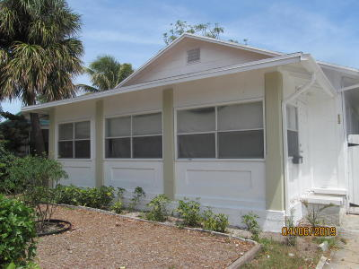 Lake Worth Single Family Home For Sale: 112 D Street