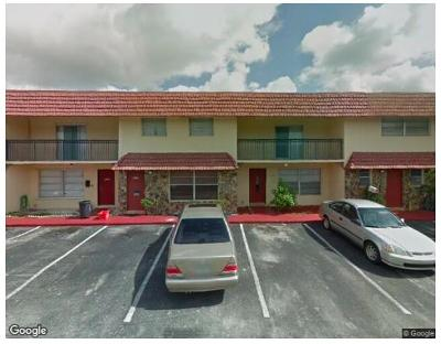 Davie Townhouse For Sale: 6663 SW 41st Place #37