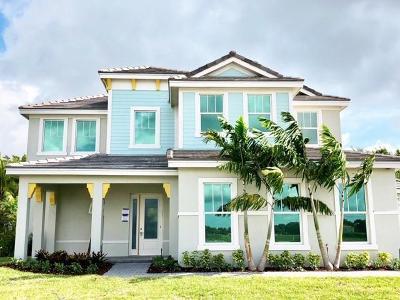 Boynton Beach Single Family Home For Sale: 9597 Captiva Circle