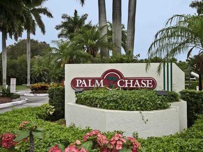 Boynton Beach Rental For Rent: 10741 Bahama Palm Way #202