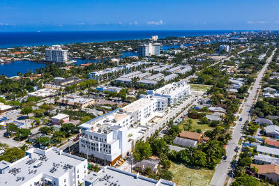 Delray Beach Condo Contingent: 236 SE Fifth Avenue #405