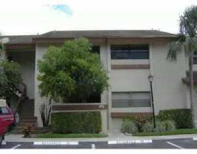 Coconut Creek Condo Contingent: 4427 NW 22nd Road #416