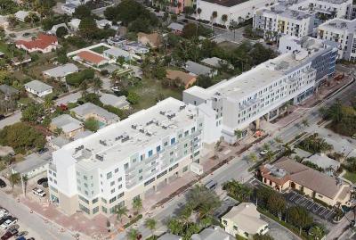 Delray Beach Condo Contingent: 236 SE Fifth Avenue #307