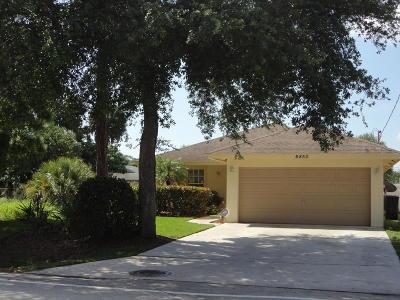 Jupiter Single Family Home Pending: 6850 Church Street
