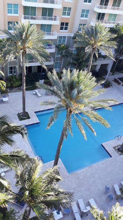 Boynton Beach Rental For Rent: 700 E Boynton Beach Boulevard #801