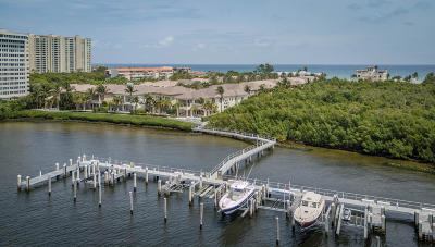 Palm Beach County Single Family Home For Sale: 4036 S Ocean Boulevard