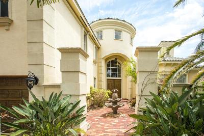 Wellington Single Family Home For Sale: 2168 Widener Terrace