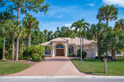 West Palm Beach Single Family Home For Sale: 1273 Breakers West Boulevard