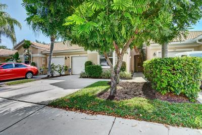 Delray Beach Single Family Home Contingent: 311 E Coral Trace Circle E