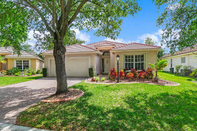 Coral Springs Single Family Home For Sale: 5744 NW 48th Drive