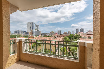 West Palm Beach Rental For Rent: 403 S Sapodilla Avenue #509