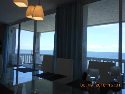 South Palm Beach Rental Leased: 3570 S Ocean Boulevard #700