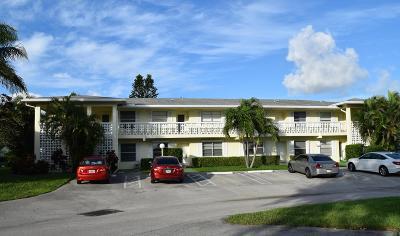 Delray Beach Condo For Sale: 2840 SW 13th Street #102
