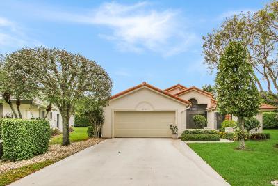 Boynton Beach Single Family Home For Sale: 8501 Leeway Lane